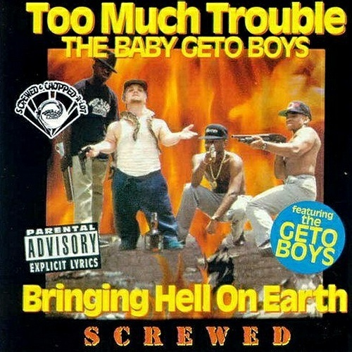 Too Much Trouble - Bringing Hell On Earth (screwed) cover