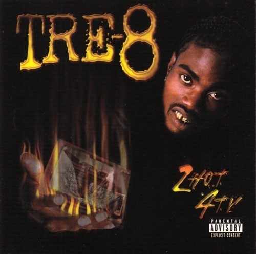 Tre-8 - 2 Hot 4 TV cover