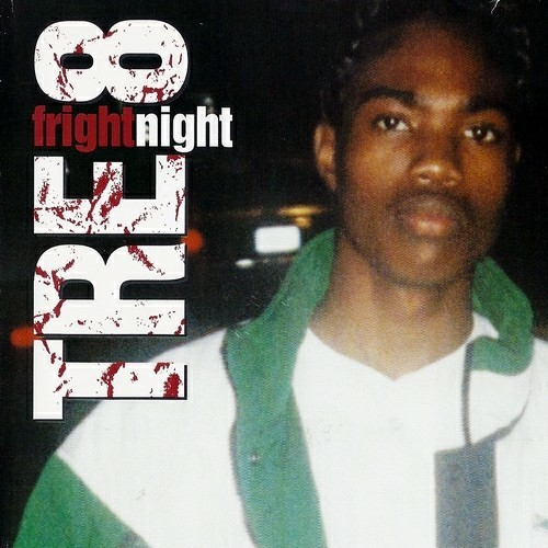 Tre-8 - Fright Night cover