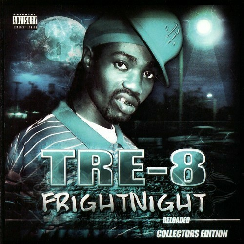 Tre-8 - Fright Night Reloaded cover