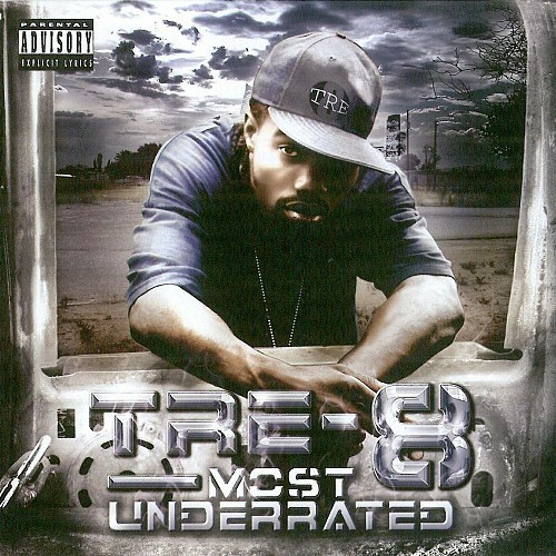 Tre-8 - Most Underrated cover