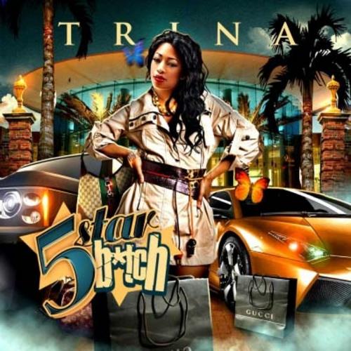 Trina - 5 Star Bitch cover