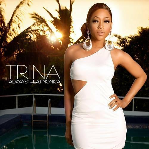 Trina - Always (3-Track Maxi-Single) cover
