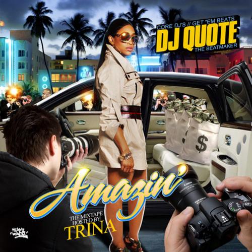 Trina - Amazin` cover