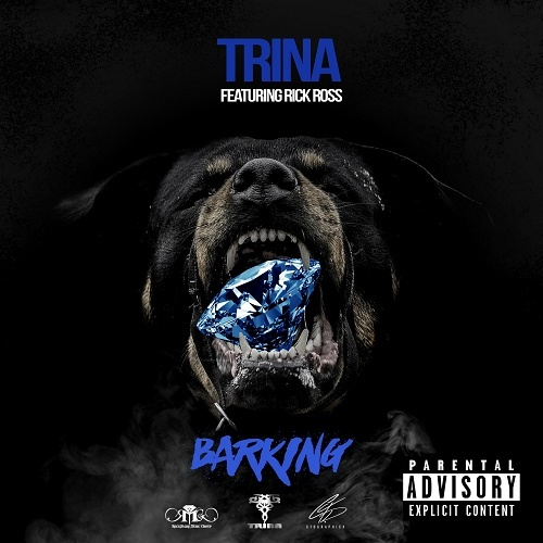 Trina - Barking cover