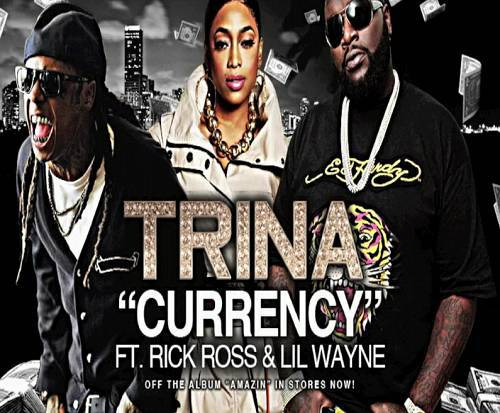 Trina - Currensy cover