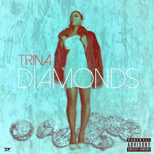 Trina - Diamonds cover