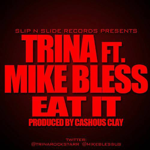 Trina - Eat It cover