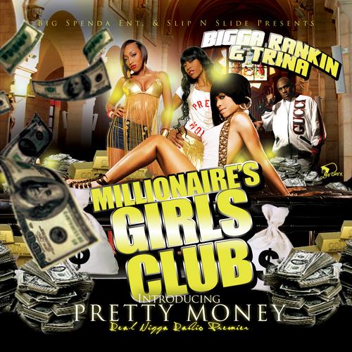 Trina - Millionaire`s Girls Club cover