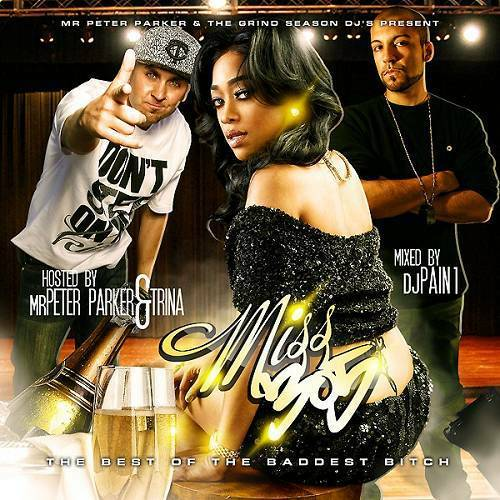 Trina - Miss 305 cover