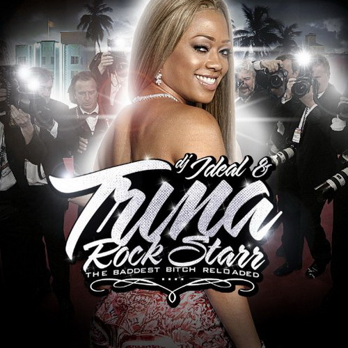 Trina - Rock Starr: The Baddest Bitch Reloaded cover
