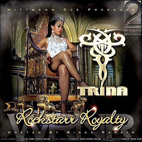 Trina - Rockstarr Royalty cover