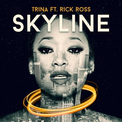 Trina - Skyline cover