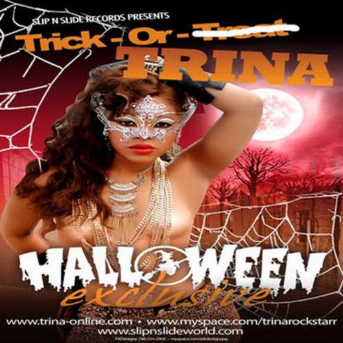 Trina - Trick-Or-Trina cover