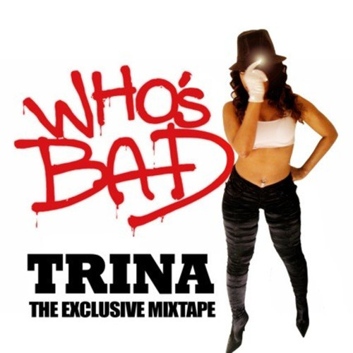 Trina - Who`s Bad cover
