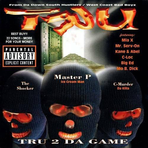 TRU - TRU 2 Da Game cover