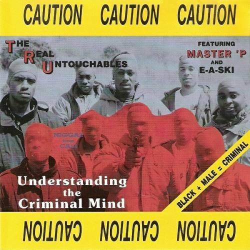TRU - Understanding The Criminal Mind cover