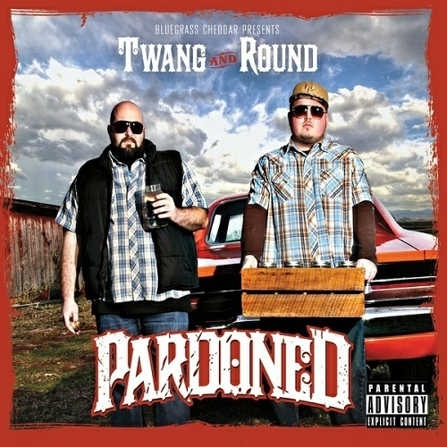 Twang And Round - Pardoned cover