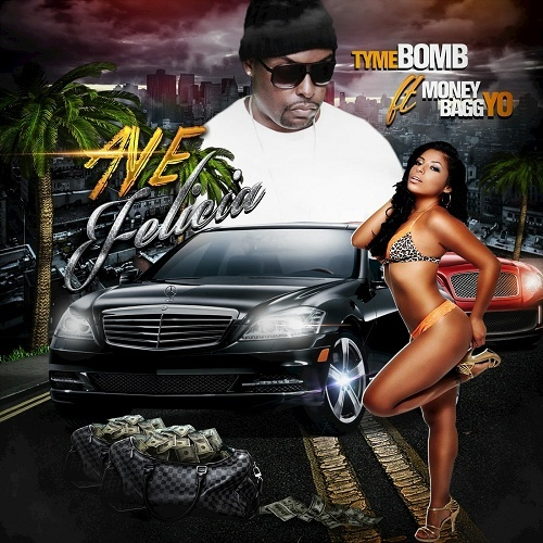 Tyme Bomb - Aye Felicia cover