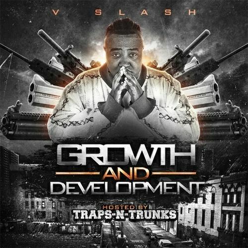 V Slash - Growth And Development cover