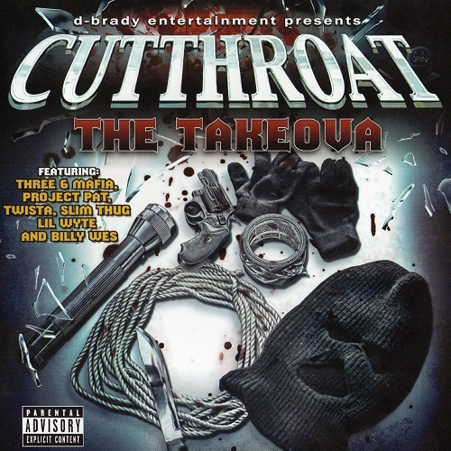 Cutthroat - The Takeova cover