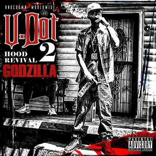 V.Dot - Hood Revival 2. Godzilla cover