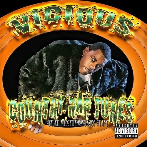 Vicious & Penitentiary Slim - Country Rap Tunes cover