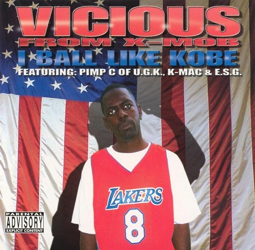 Vicious - I Ball Like Kobe cover