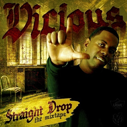 Vicious - Straight Drop cover