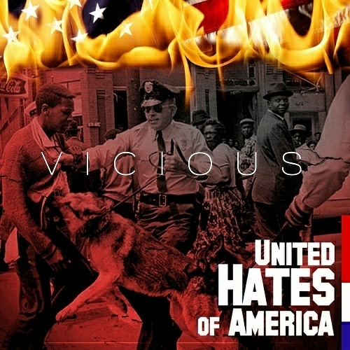 Vicious - United Hates Of America cover