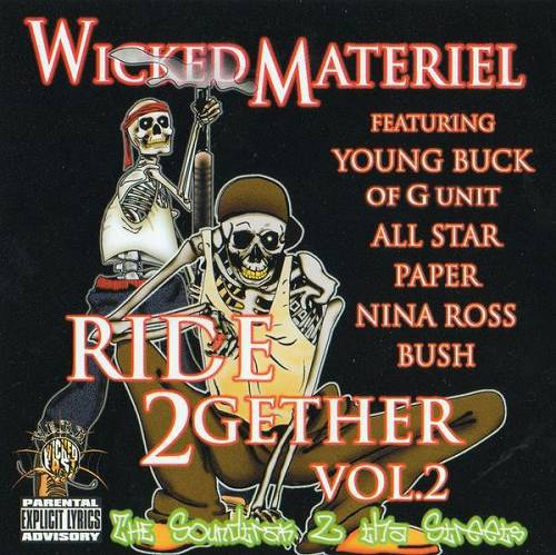 Wicked Materiel - Ride 2Gether Vol. 2 cover