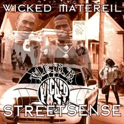 Wicked Materiel - Street Sense cover