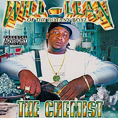 Will-Lean - The Chemist cover
