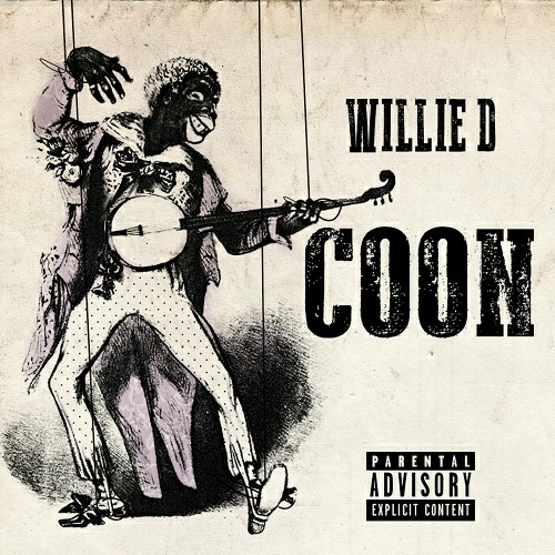 Willie D - Coon cover
