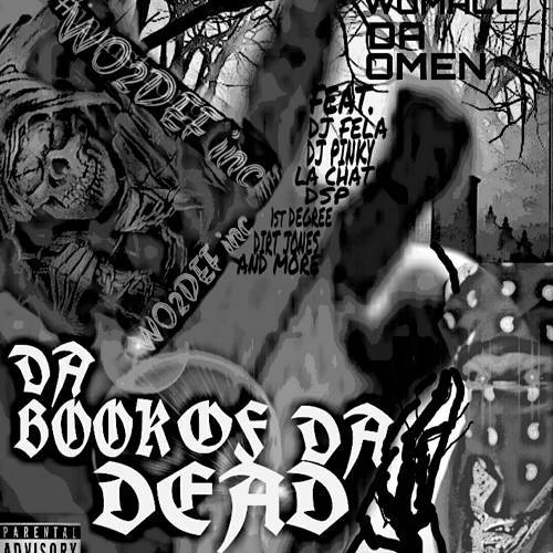 Womacc Da Omen - Da Book Of Da Dead cover