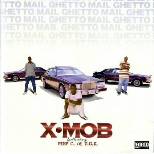 X-Mob - Ghetto Mail cover