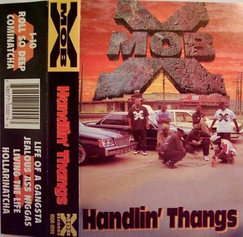 X-Mob - Handlin` Thangs cover