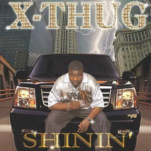 X-Thug - Shinin` cover