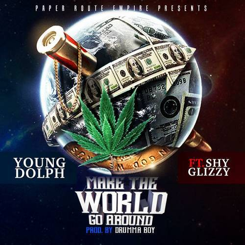 Young Dolph - Make The World Go Around cover