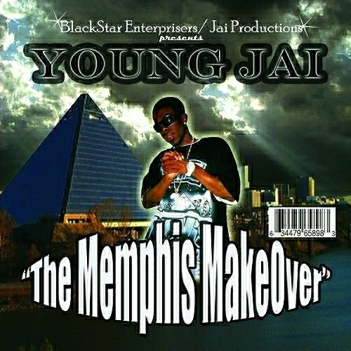 Young Jai - Memphis Makeover cover