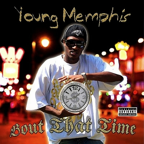Young Memphis - Bout That Time cover