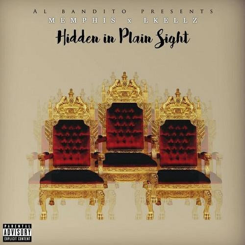 Young Memphis & LKellz - Hidden In Plain Sight cover