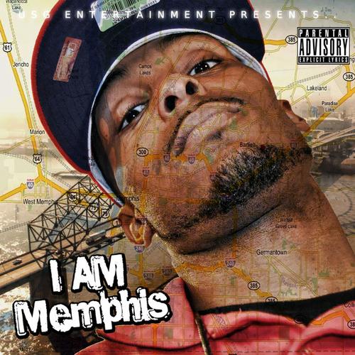 Young Memphis - I Am Memphis cover