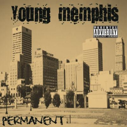 Young Memphis - Permanent cover