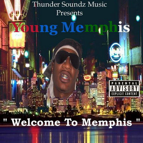Young Memphis - Welcome To Memphis cover