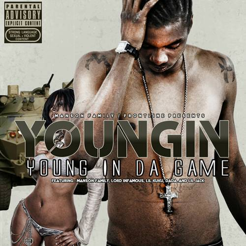 Youngin - Young In Da Game cover