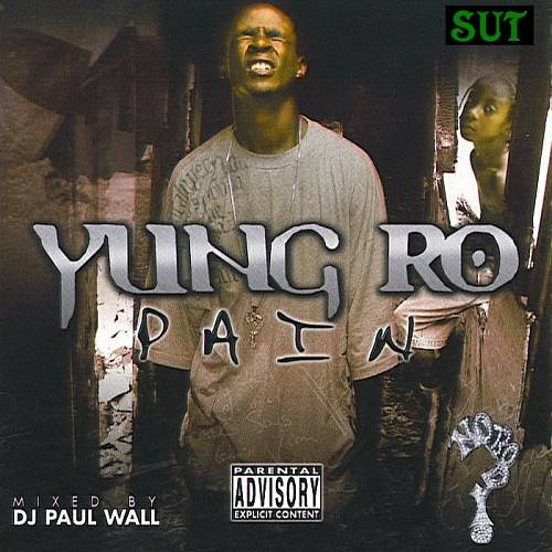Yung Ro - Pain / The Counselor cover
