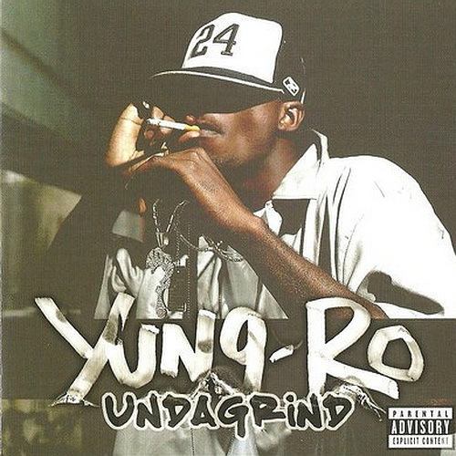 Yung Ro - Undagrind cover