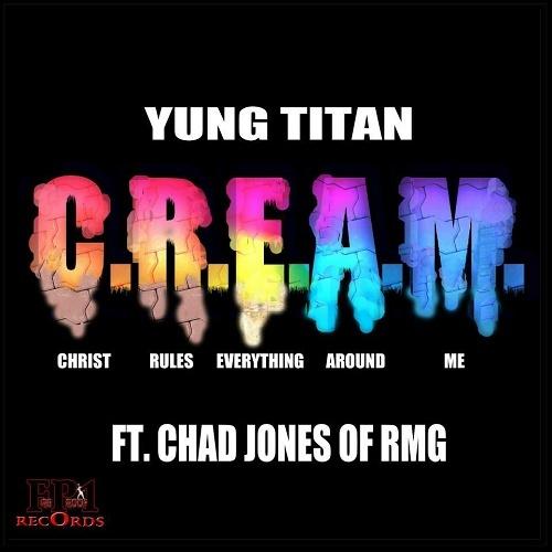 Yung Titan - C.R.E.A.M. cover