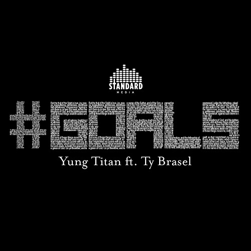 Yung Titan - Goals cover